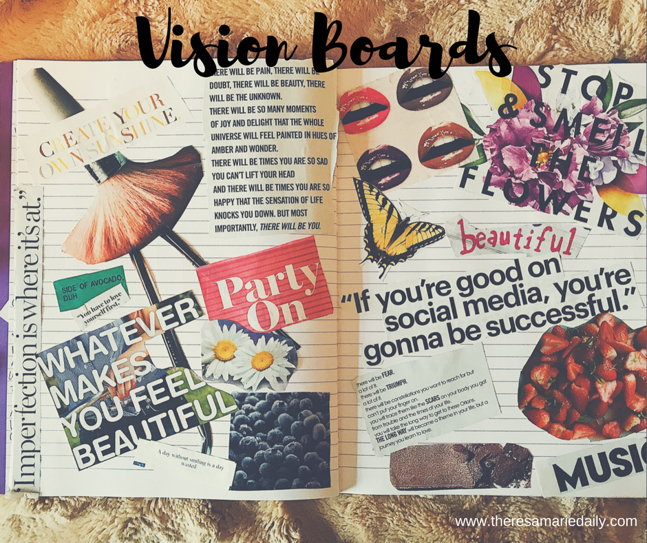 Why Vision Boards Are Important