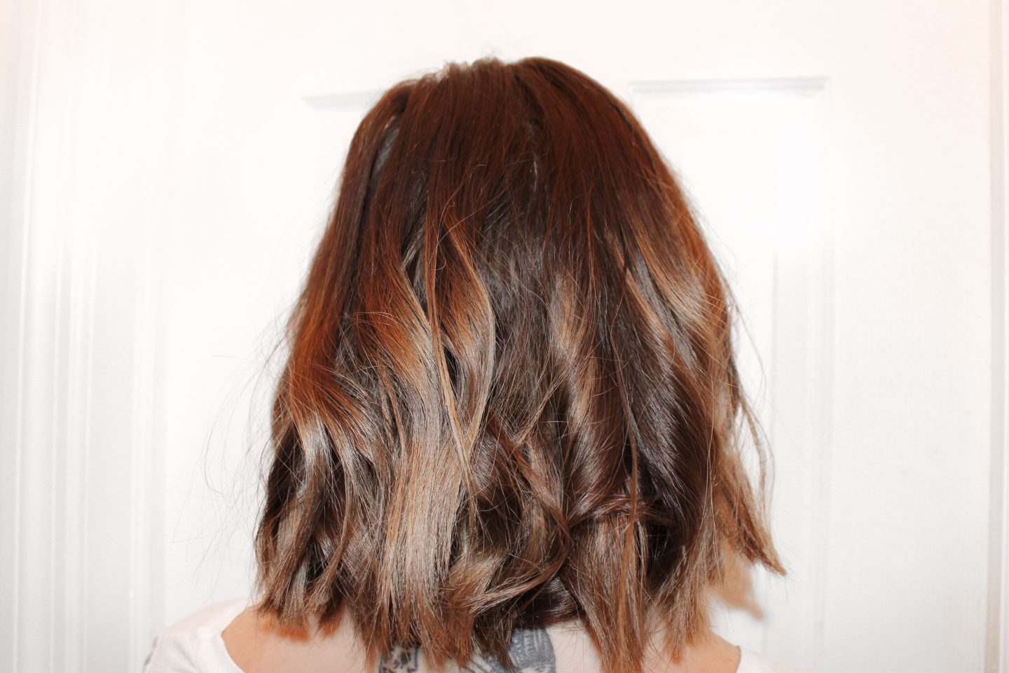 How I Style My Short Hair – Messy Waves